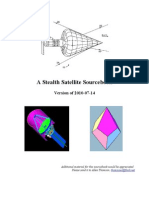 Stealth Satellites; a Study