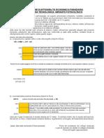 dichiarazione affidabilita economico finanziaria impianti fotovoltaici