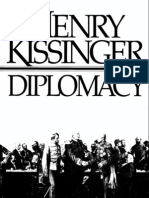 Diplomacy Kissinger