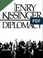 Diplomacy Kissinger