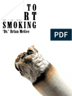 How to Start Smoking - Sample Chapter