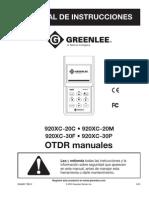 Clasificacion de Eventos - OTDR