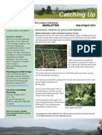 SEQ Catchments Catching Up Newsletter March 2013