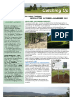 SEQ Catchments Catching Up Newsletter Lockyer October 2012