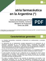 Industria Farmacéutica Argentina