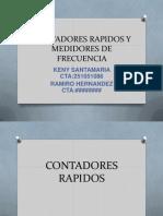 Contadores Rapidos y Medidores de Frecuencia