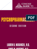 Lauren B. Marangell - Concise Guide to Psychopharmacology (Second Edition)(2006)(238s)