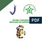 Resoluciones de La Unesco a Favor Del Esperanto y La Unam y Esperantista Mexicano