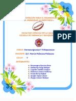Actividad de if II Unidad Farmacognosia y Fitoquimica