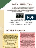 PROPOSAL PENELITIAN DIARE.pptx