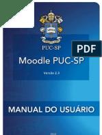 Manual Moodle 2.3 PUC- SP