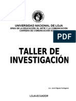 Taller Inves.