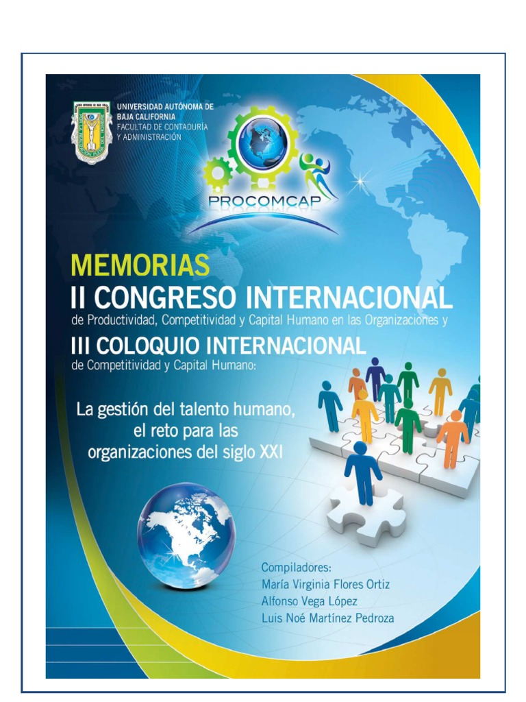 f7d8ccb4cd Libro Electronico Memorias II Congreso Internacinal Procomcap 2012