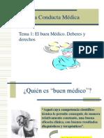 Conducta Medica Tema 1