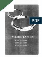 Taylor Flange