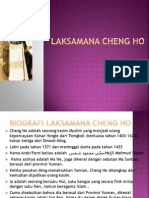 Laksamana Cheng Ho (Power Point Siap)