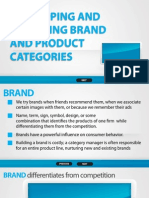 Topic 12 Developing and Managing Brand and Product Categories