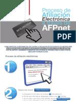 Afiliacion Electronica AFPnet