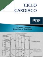 Ciclo Cardiaco y Propiedades