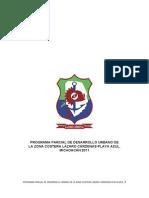 DOCUMENTO PROGRAMA PARCIAL ZONA COSTERA versión final julio 2011.pdf
