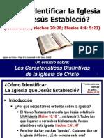 Cc3b3mo Identificar La Iglesia Que Jesc3bas Establecic3b3