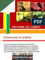 Informe de Campo