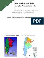 Zonas Productivas Argentina
