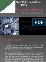 Grupos tecnológicos