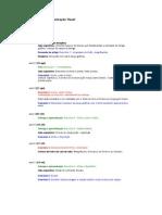 Programa Ling Vis 2013 2