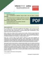 Informativo  Online n° 50