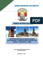 Perfil Recuprecion Identidad Cultural