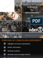 Philippine Education Curriculum