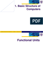 Chapter1 Basic Structure of Computers