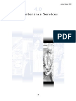 2001 GoldBar Annual Report Maintenance