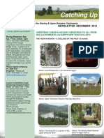SEQ Catchments catching Up Newsletter Stanley Upper Brisbane December 2012