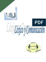 Léxico y Comunicación