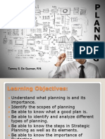 Planning PPT