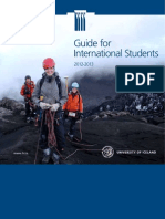 Guide Booklet 2012