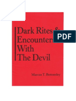Marcus t. Bottomley - Dark Rites & Encounters With the Devil