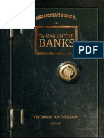 Taking on the Banks - Thomas Anderson