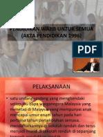 35496917-Pendidikan-Wajib-Untuk-Semua.pptx