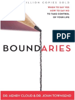 Boundaries by Henry Cloud & John Townsend, Chapter 1