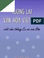 Tuong Lai Van Hoa Viet Nam
