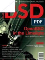 OPENBSD in the Limelight