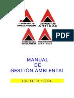 Manual Del Sistema de Gestion Ambiental