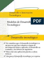 Desarrollo e Innovacion Tecnologica