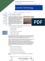 Curing Concrete _ Concrete Technology _ Portland Cement Association (PCA)