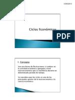 Clase-Ciclos Económicos