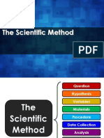 ppoint - scientific method