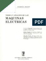 Fitzgerald -  Teoría y Análisis de las Máquinas Eléctricas - 6ta Edición